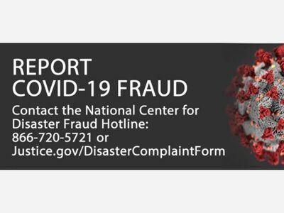 Georgia Man Sentenced for COVID-19 Relief Fraud