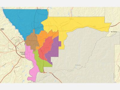 Columbus Redistricting Commission To Meet This Coming Thursday